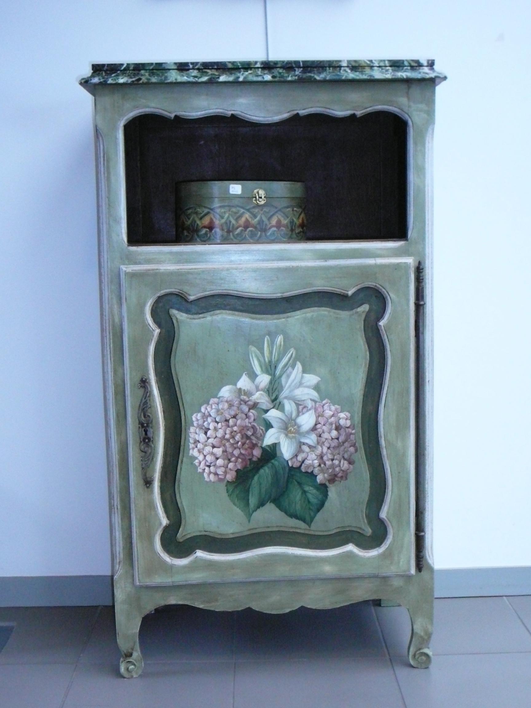 A vendre 950 cr ation de dominique berger astulad cors - Restauration meubles peints ...