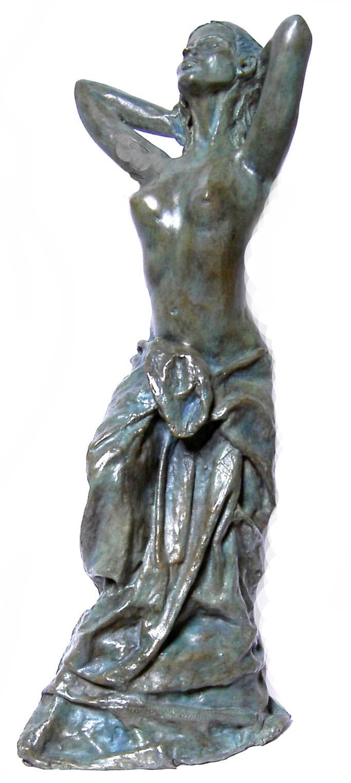 Actualité de Arlette Renaudin sculpteur Exposition de sculptures