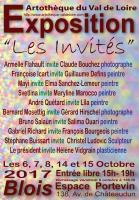 Actualité de RICHARD Gabriel LES INVITES DE L'ARTOTHEQUE