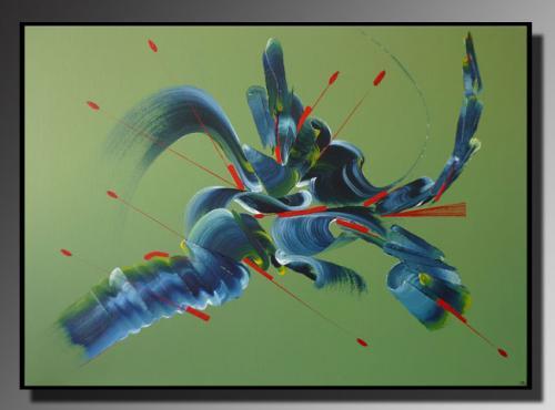 SOUVENIRS LOINTAINS Taille : 50X70 Peinture abstraite   Acrylique au couteau/pinceau Toile sur ch�ssis bois Cotation Drouot Site officiel : http://www.mapeinturesurtoile.com Prix : me contacter