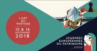 Actualité de Claude LERAT SECRETS D'ATELIER JOURNEES EUROPEENES DU PATRIMOINE