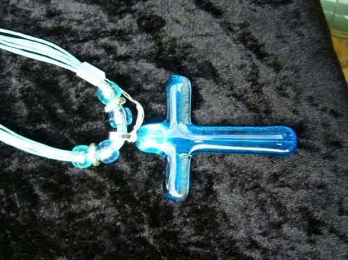 croix verre fusionné -