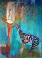 Actualité de Tessa Peskett Artiste Peintre galerie ouverte