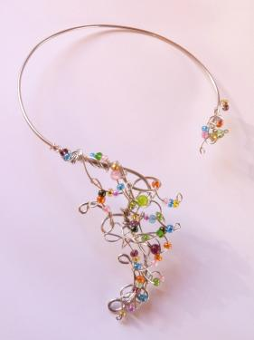 Collier Swing Multicolor