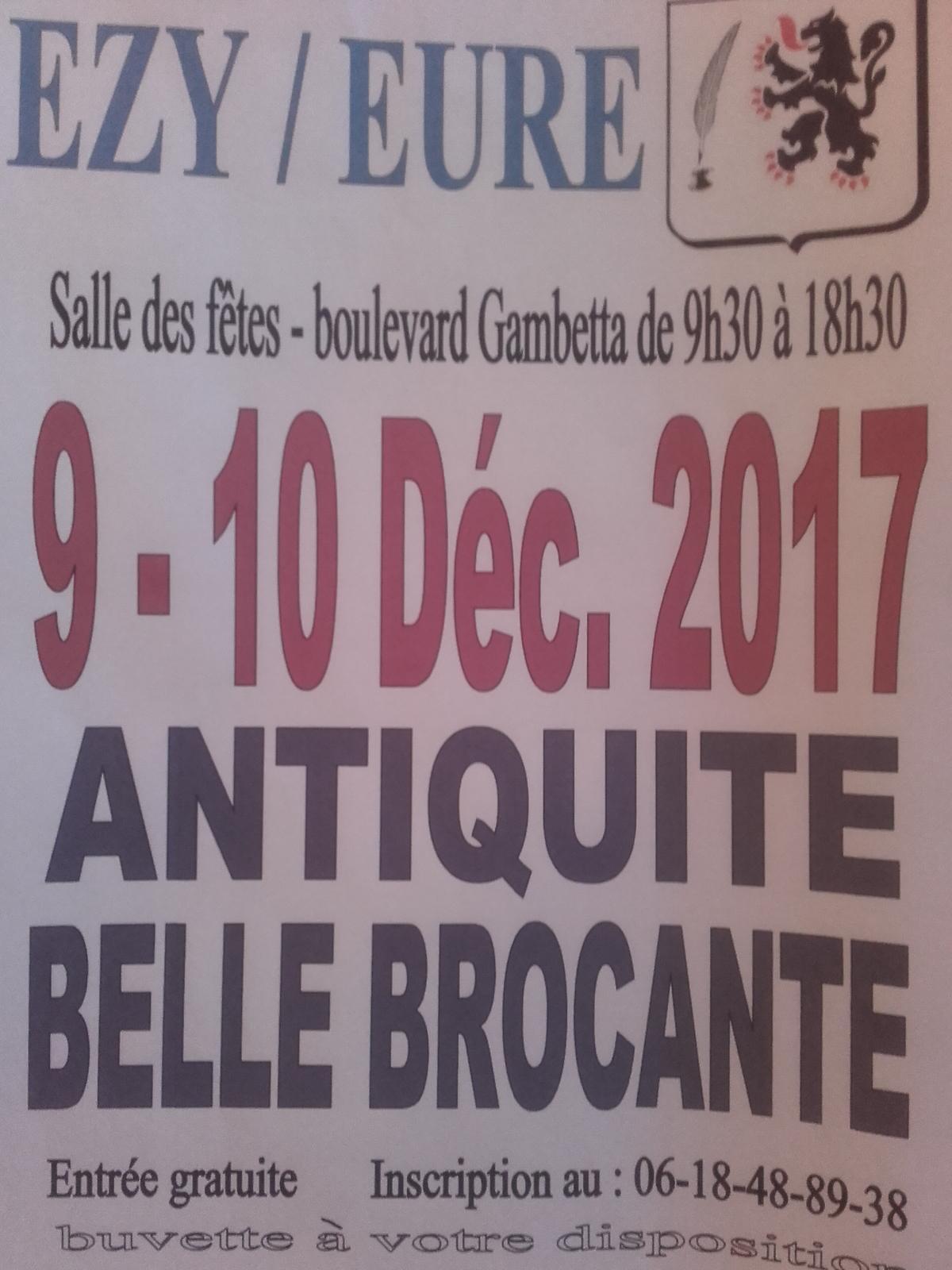 Actualité de rozenn Leguesdron Antiquités-Brocante à Ezy sur Eure