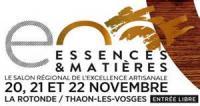 Notre participation au salon ESSENCES & MATIÈRES à THAON LES VOSGES , CHRISTIAN LECLERCQ EMAUX D'ART DE LONGWY