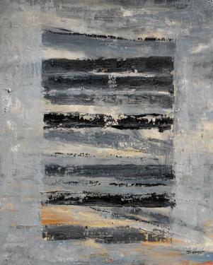 ex libris huile sur toile 81 x 65 cm