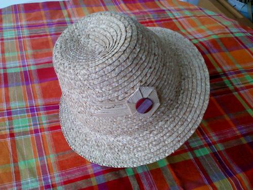Chapeau de Ville Bord 4 cm N°14