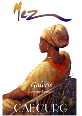 affiche - créole MEZ Cabourg
