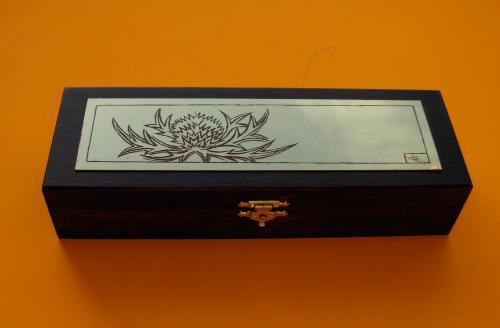 Plumier Chardon  7x21x4h