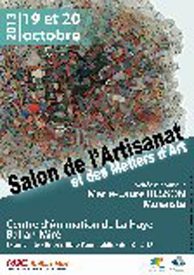 Actualité de Elisabeth JAN Salon de l'Artisanat et des Métiers d'Art