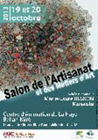 Salon de l'Artisanat et des M�tiers d'Art , Elisabeth JAN