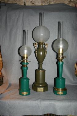 Lampes mod�rateurs