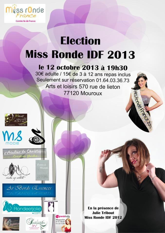 Actualité de ariane chaumeil Ar'Bords Essences - A la Guilde du Dragon de Verre Election Miss Ronde  IDF 2013