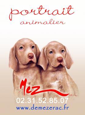 sur commande - art animalier Weimar