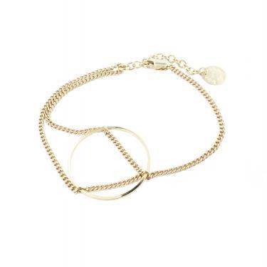 Paris Eiffel Bracelet  disponible aussi en version argent
