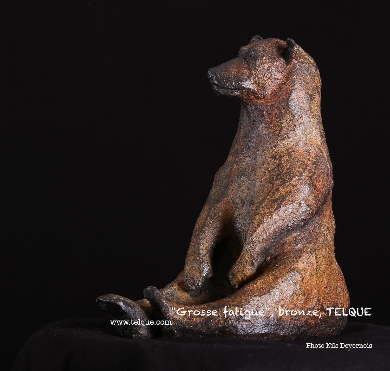 Actualit� de TELQUE chris Salon de Rambouillet, salon d'art animalier