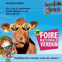 Actualité de AUGUSTINE MÉTRO sarl Speedy Baby Foire de Verdun