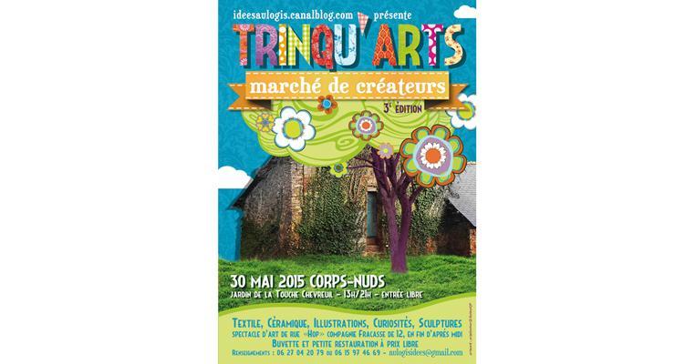 Actualité de COLORANT 14 - Laurent WYSOCKA Expo Trinqu'art à Corps Nuds