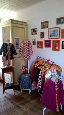 Actualité de Valérie Bourdon Bout d'Choco Salon des petits curieux à Gorges 44