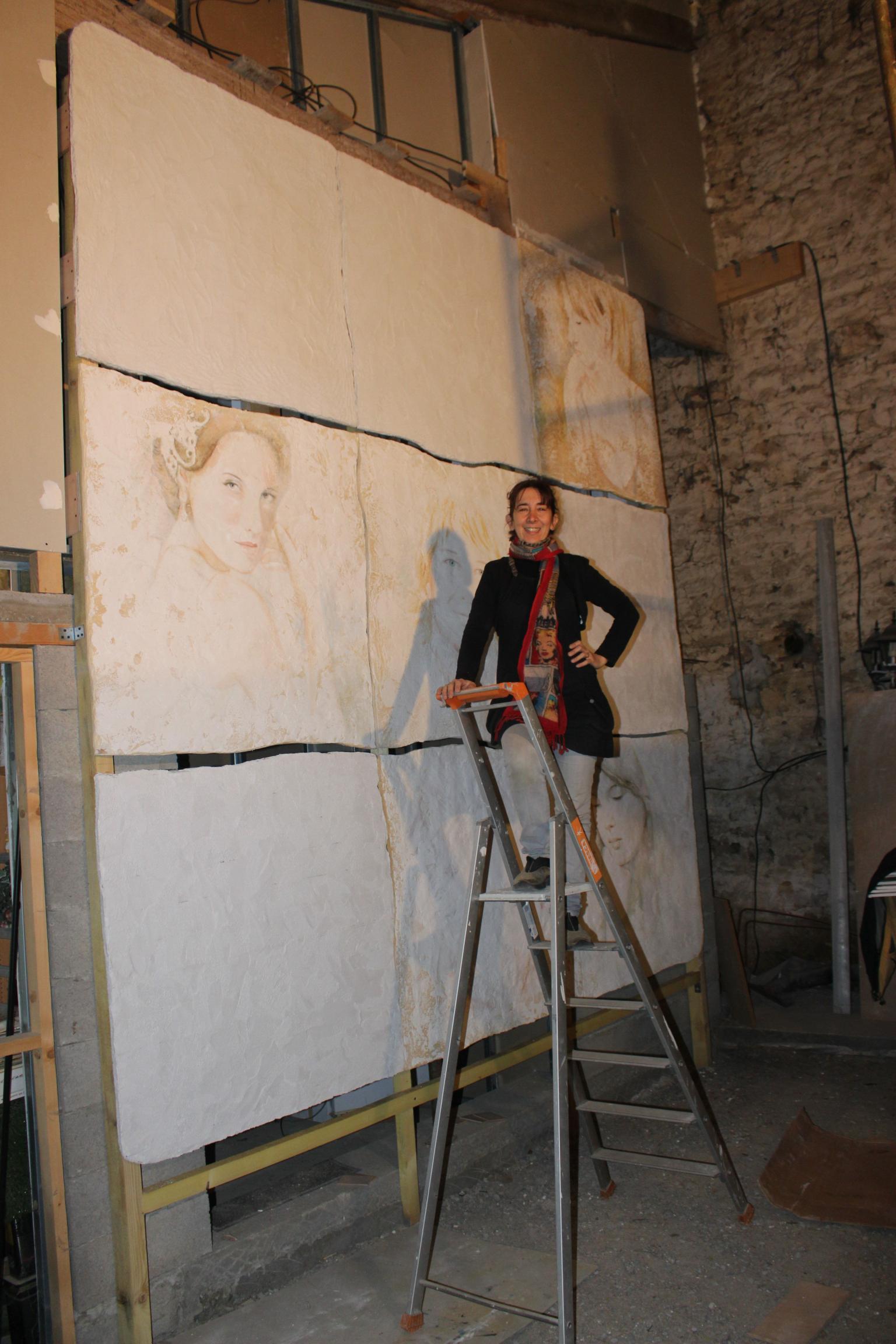 Actualité de Nathalie BEGUIER Nathalie Béguier Journées des métiers d'art