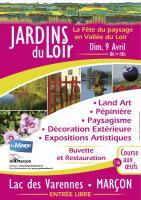 exposition aux jardins du loir , NICOLE BOURGAIT CONCEPT VEGETAL