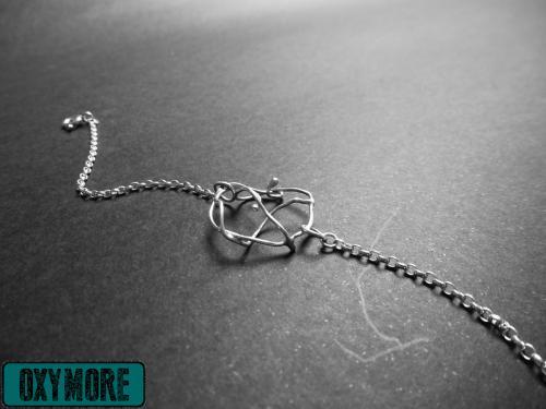 The Nest : Bracelet The Nest en Argent