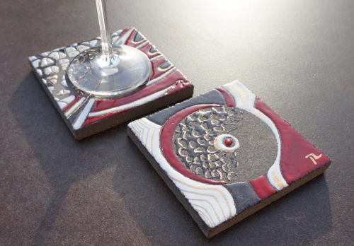 cr ation de rose desmaisons p pite de lave 24375. Black Bedroom Furniture Sets. Home Design Ideas