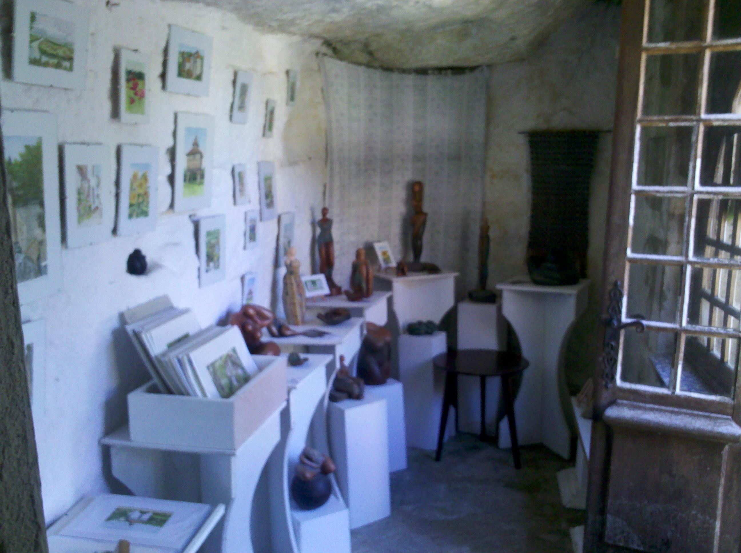 Actualit� de Ruiz Marie Sculpteur Atelier Andalou...