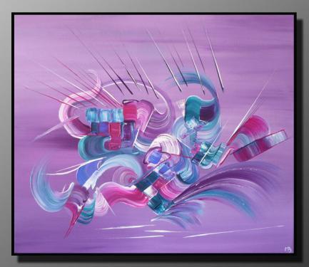 TOUT SIMPLEMENT Taille : 55X46 Peinture abstraite   Acrylique au couteau/pinceau Toile sur ch�ssis bois Cotation Drouot Site officiel : http://www.mapeinturesurtoile.com Prix : me contacter