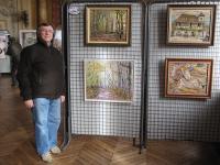 Salon des artistes ind�pendants de l'Yonne 2015 , EVRARD CLAUDE