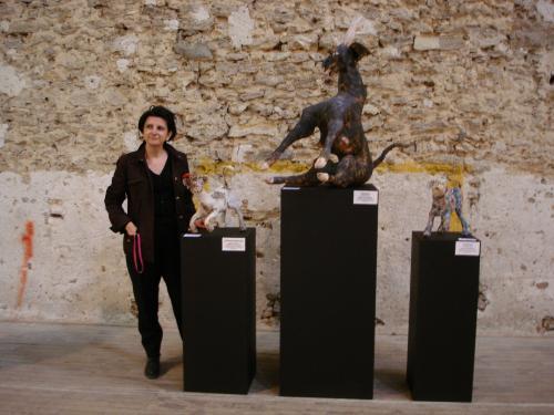 creatures disponibles  TEXTILE sculptures Art contemporain de Rebecca campeau http://www.aix-en-oeuvres.com/flaneries-2013/rebecca-campeau.html http://www.rebecca-campeau.com/index_3.html