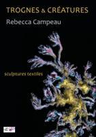 Actualité de CAMPEAU REBECCA.  plasticienne  signature du livre