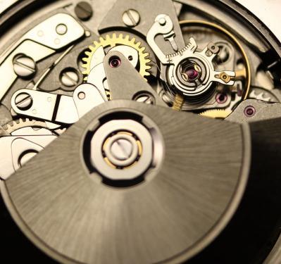 Détails mvt ETA 7751 chronographe automatique