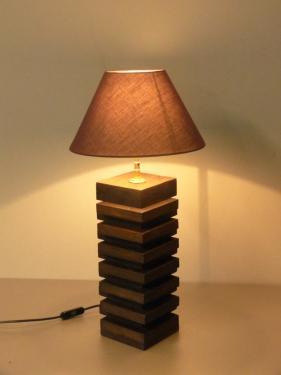 Lampe striée