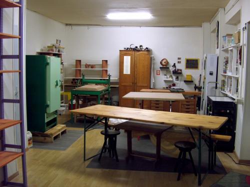 Atelier 8 rue du Pont Neuf - 11300 - LIMOUX