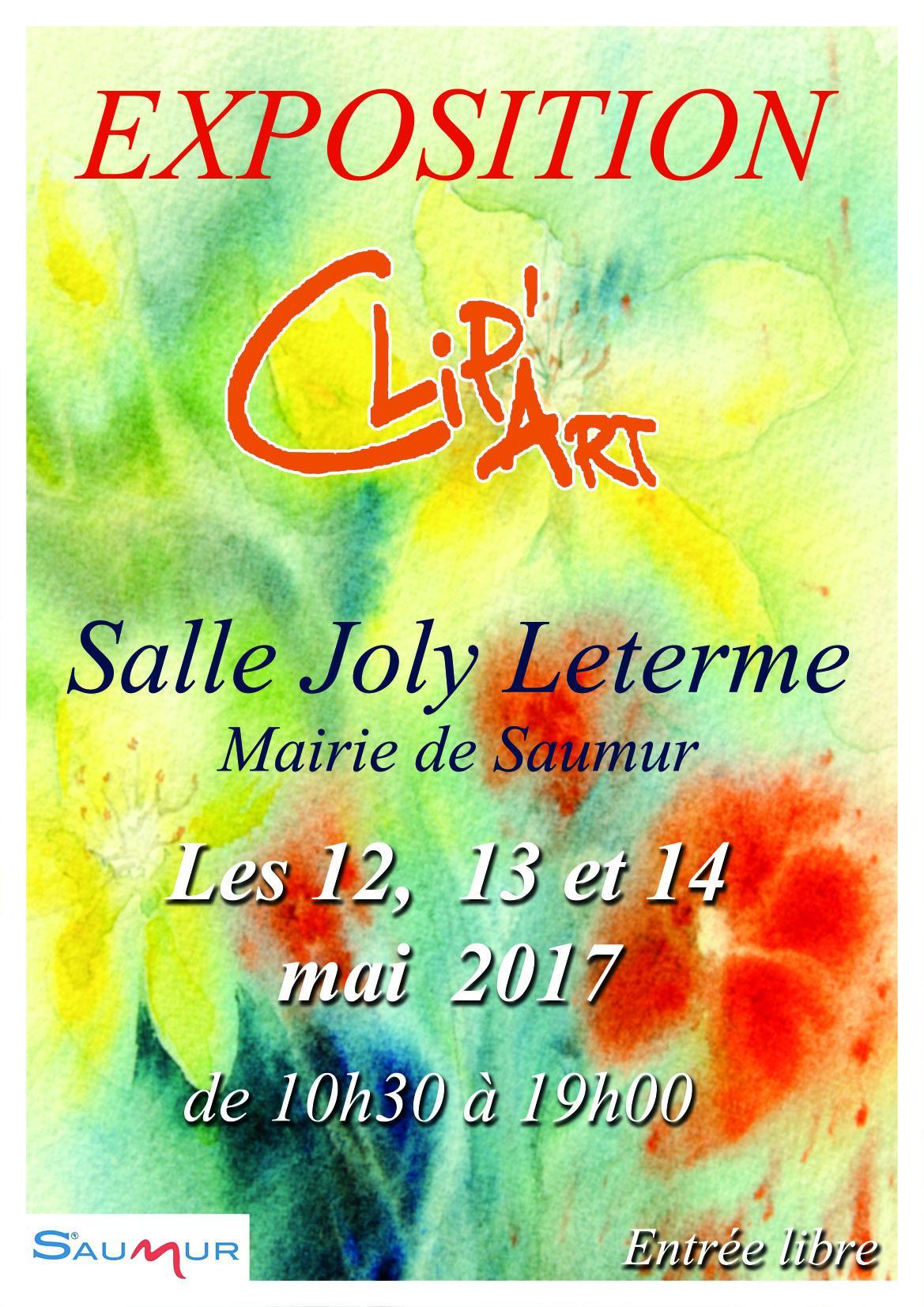 Actualité de Corinne Lelaumier Mme Exposition Clip'Art