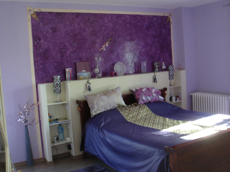 Peintures chambres a coucher meilleures images d for Peinture chambres a coucher