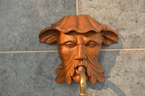 Masque:Génie des isles
