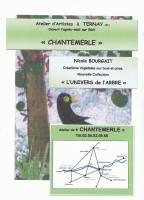CHANTEMERLE : ATELIER OUVERT SUR RDV , NICOLE BOURGAIT CONCEPT VEGETAL