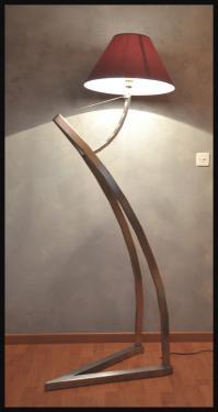 Lampe sur pied Nérée