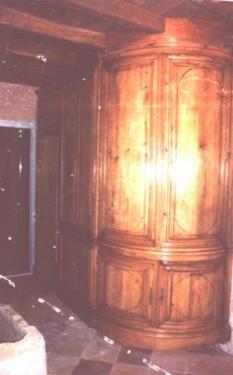 Décor d'une salle de restaurant en Périgord