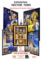 Exposition de Hector Toro Symbolisme d'Intuition Mystique , Toro Hector ART