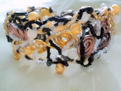 Bracelet en fil d