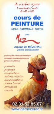 cours annuel - flyer