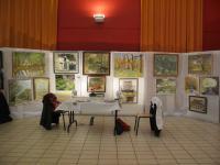 Salon de PITHIVIERS , EVRARD CLAUDE
