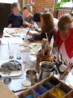 Actualité de Martine Rieg Sezer, Formatrice professionnelle Journée des arts recyclés