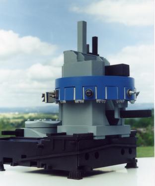 MAQUETTE DE ROBOT