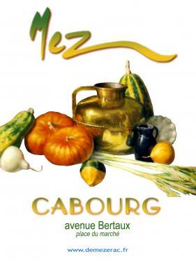 affiche - channe citrouilles MEZ Cabourg