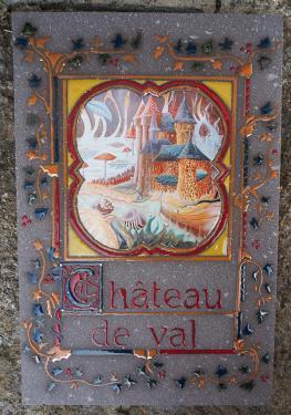 Ch�teau de Val